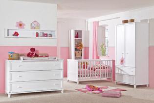 das babyzimmer einrichten wohn ratgeber - Babyzimmer Einrichten Mdchen